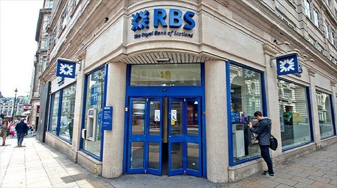 RBS`deki kamu pay�n�n sat�� s�reci ba�lat�ld�