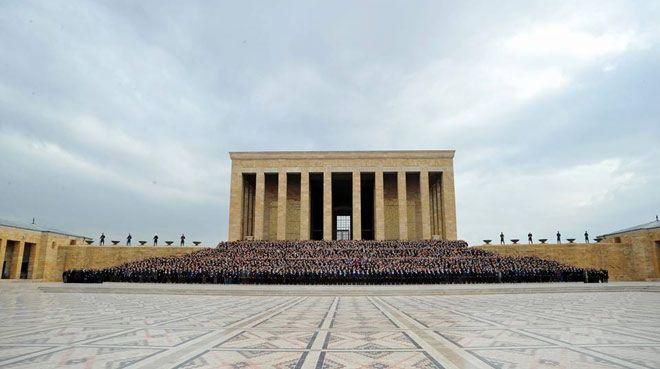 Zirveye oturan Aselsan Anıtkabir`de