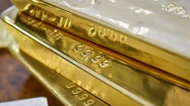 Dönmez: Türkiye`nin altın rezervi 840 ton