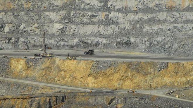 Türkiye`nin altın üretimi 2018`de yüzde 20 arttı