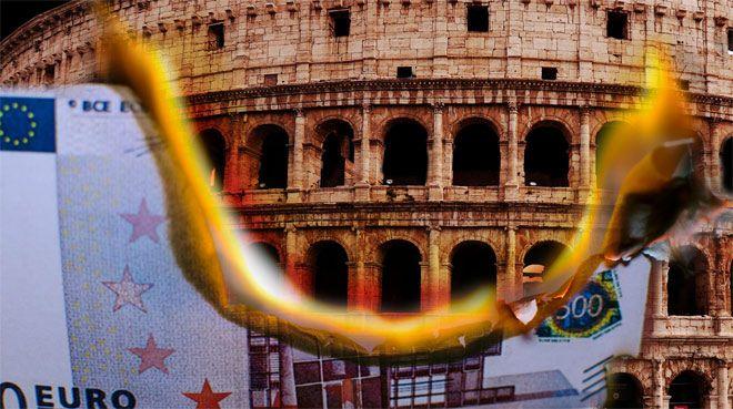 Moody`s İtalya`nın kredi notunu düşürdü