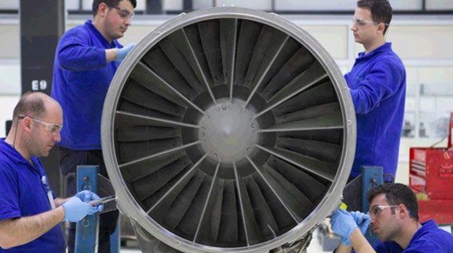 Motor üretimine 205 milyon liralık yatırım