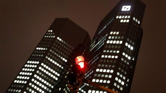 Deutsche Bank işten çıkarmalara başladı!