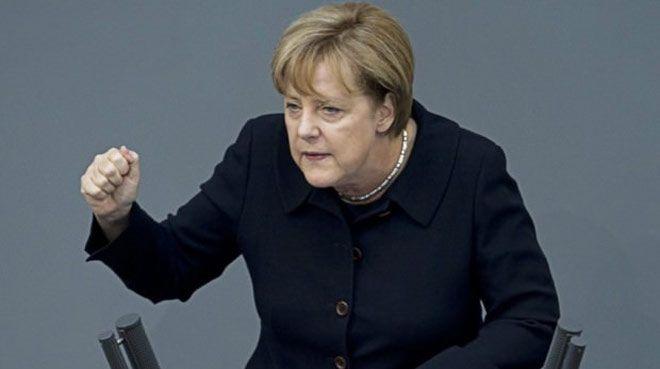 Merkel`den `ticaret ihtilafları` uyarısı