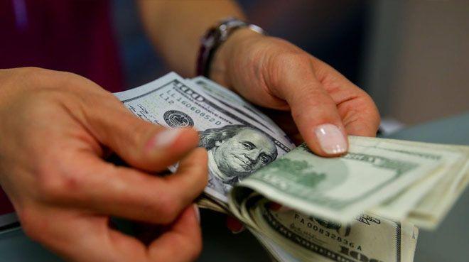 Dolarda düşüş hızlandı, borsa 100 bini aştı