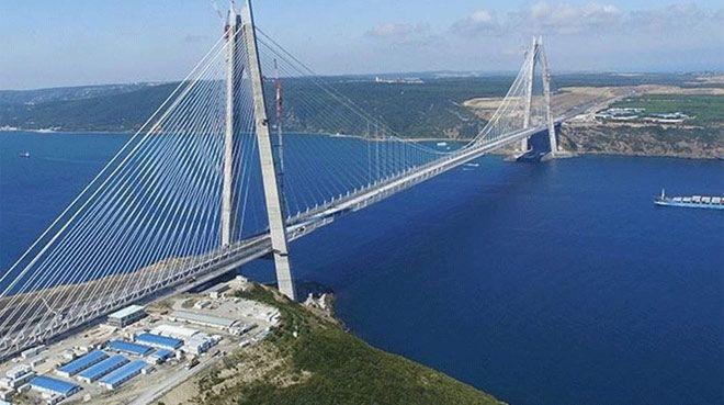 Yavuz Sultan Selim Köprüsü`ne Çinliler talip oldu