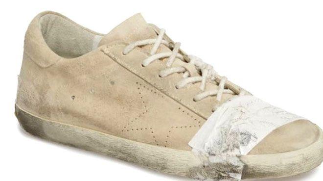 Dünya karıştı! 3340 TL`ye `fakir` ayakkabısı