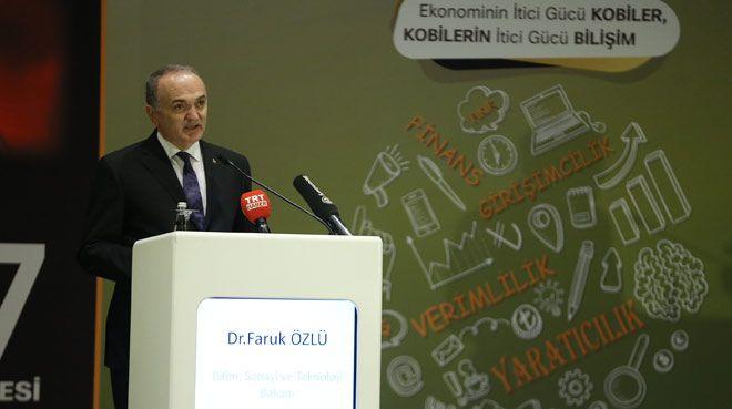 Özlü: Türkiye`de yap,  desteği kap