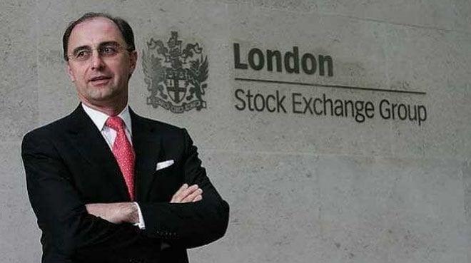 Londra Borsası başkanı görevini bırakıyor