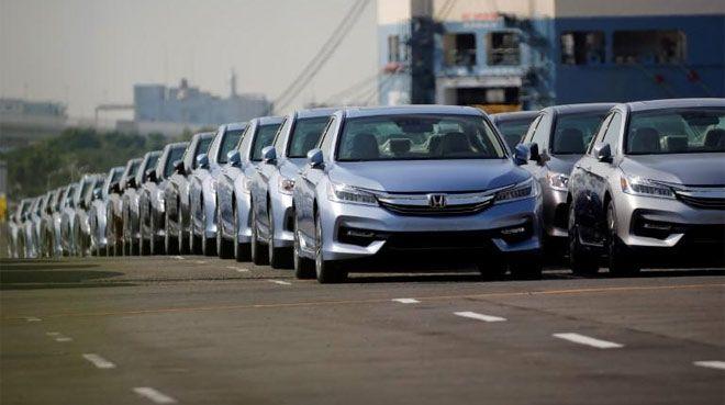Honda, İngiltere`deki üretimine 6 gün ara verecek