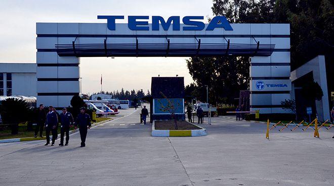 TEMSA'da yeni gelişme!