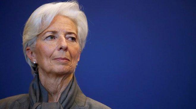 `Lagarde görüş ayrılıklarını yatıştıracak`
