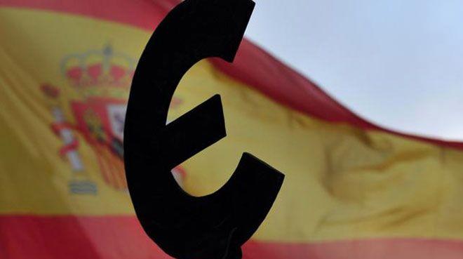 İspanya`da rekor kamu borcu