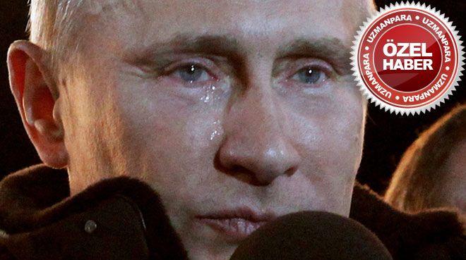 Rusya`ya d�nya devlerinden b�y�k tokat!