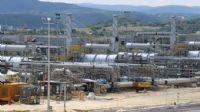 TürkAkım`da deniz geçiş hatlarından ilki doğal gazla dolduruluyor