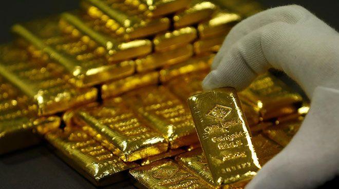 Altının onsu bir haftanın en yükseğinde