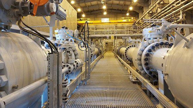 TANAP`tan Türkiye`ye gelen gaz miktarı 6 milyar metreküpe ulaşacak