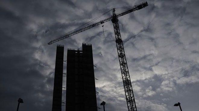 AB`de inşaat üretimi yükseldi