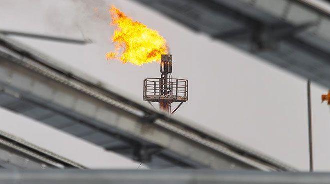 Doğal gaz tüketimi ilk çeyrekte arttı