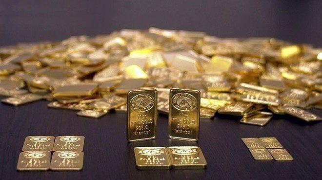 Türkiye`nin altın rezervi yükseldi