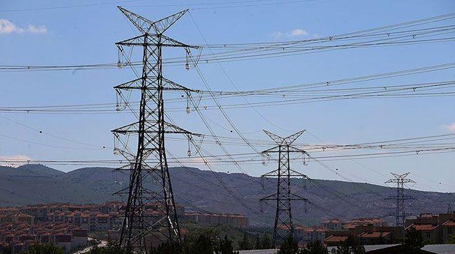 Elektrik tüketiminde son 3,5 ayın en yüksek seviyesi