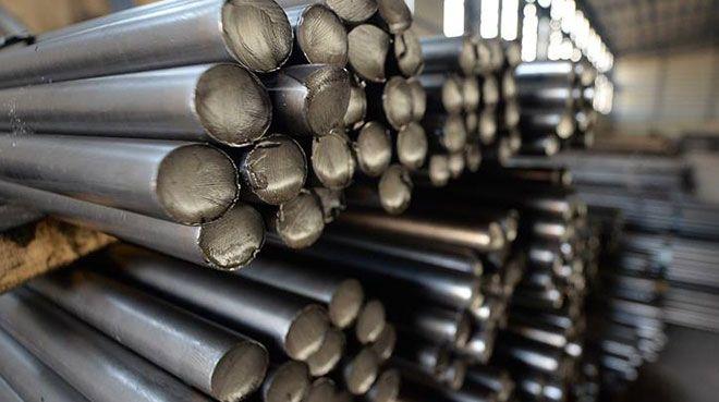 Çelik sektörü üretimini sürdürüyor
