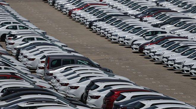 `Made in Sakarya` damgalı 68 bin 555 otomotiv ihraç edildi