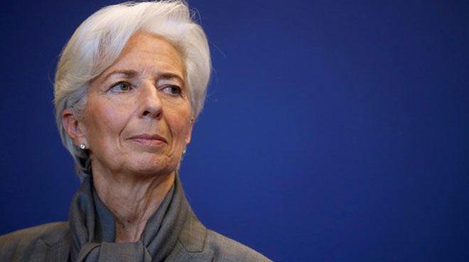Piyasalarda gözler Christine Lagarde`da
