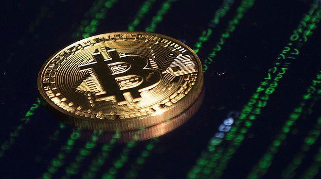 Bitcoin 9,100 doların sınırına indi