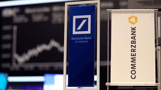 Deutsche Bank ve Commerzbank birleşme görüşmelerine devam ediyor