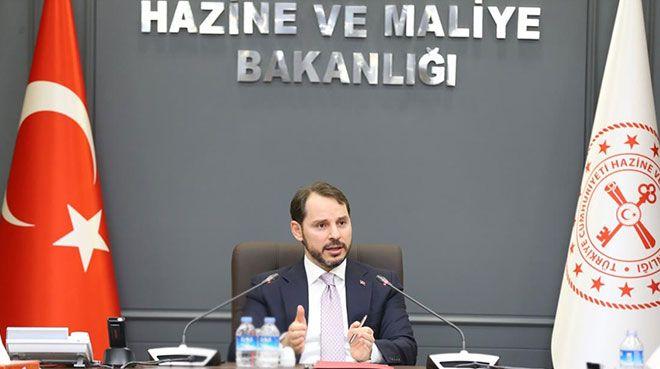 Bakan Albayrak`tan FİKKO açıklaması