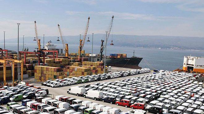 Otomotiv sektöründen 2,5 milyar dolarlık ihracat
