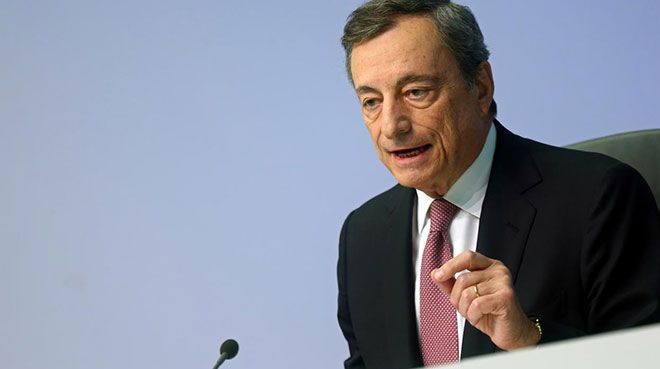 Draghi enflasyon hedefinde `birlik` istedi