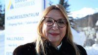 Bakan Pekcan, Davos`ta soruları yanıtladı