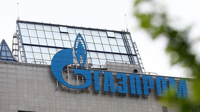 Gazprom`un doğal gaz ihracat geliri düştü