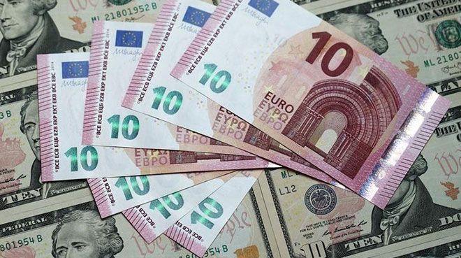 Euro, dolar karşısında 21 ayın en yükseğinde