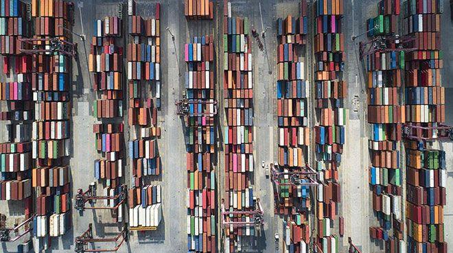 AB`nin dış ticareti sert düşüş kaydetti