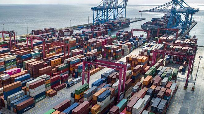 Doğu Karadeniz`den 806,3 milyon dolarlık ihracat