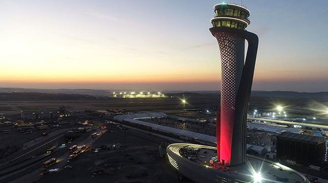 `İstanbul Havalimanı olağanüstü bir proje`