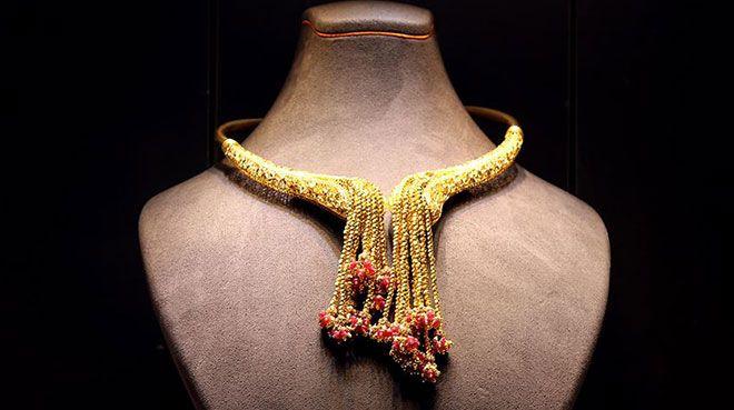 Mücevher ihracatı 267,3 milyon dolar oldu