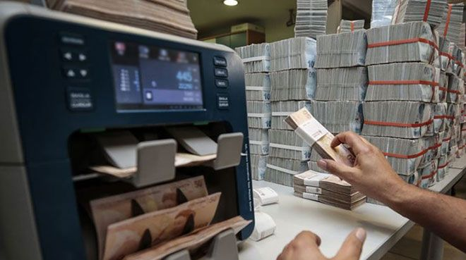 Bankacılık sektörünün aktifleri 4,7 trilyon lira