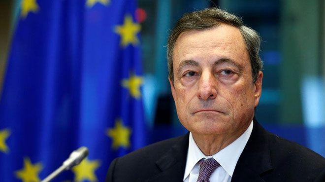 ECB faiz toplantısında Draghi'ye veda ediyor
