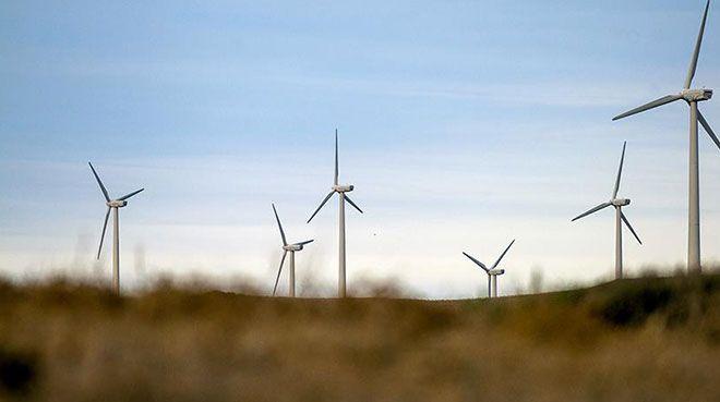 Türkiye`nin rüzgar kapasitesi artıyor