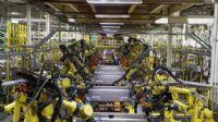 ABD`de sanayi üretimi arttı