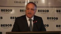 Bursa`da Büyük Sanayi Sitesi inşaatı yükseliyor
