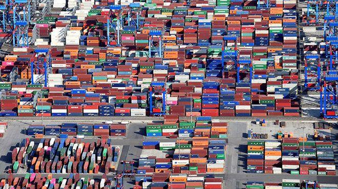 Almanya`da ihracat beklentilerin üzerinde düştü