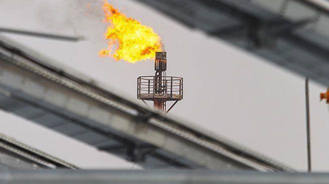 Doğal gaz ithalatı 2019`da düştü