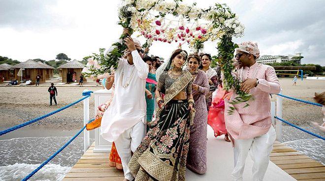 Hint düğünü organizasyonlarında yüzde 300`lük büyüme bekleniyor