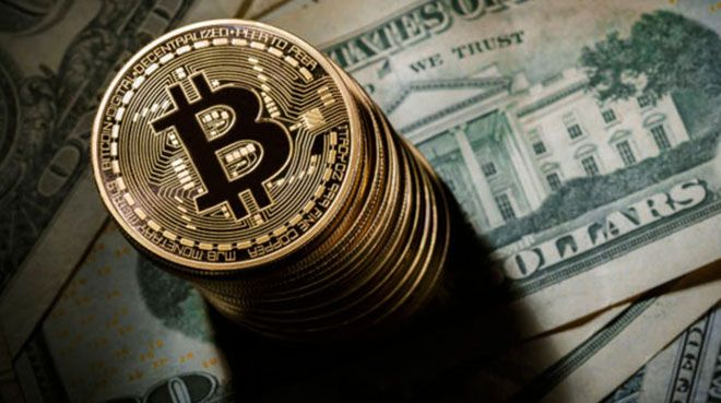 Bitcoin 4 bin doların üzerinde