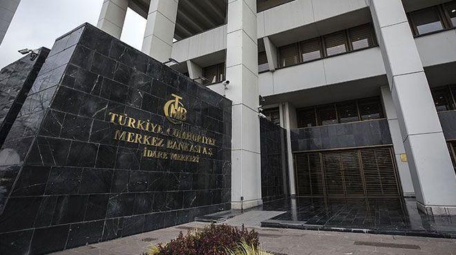 Merkez Bankası`nın resmi rezerv varlıkları arttı